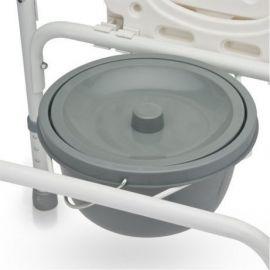 Galeata cu capac pentru scaun cu toaleta Dr.Happy L1