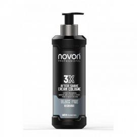 Novon Professional Aftershave 3x Black Fire 400 ml
