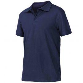 Tricou Polo din bumbac BLEUMARIN