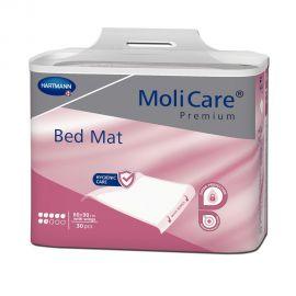 Cearceafuri absorbante MoliCare Premium Bed Mat 7 picaturi 60x90cm 30 bucati