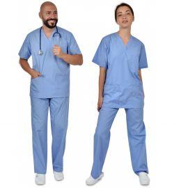 Uniforma medic Bleu - Cesare
