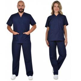 Uniforma medic Bleumarin - Cesare