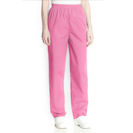 Pantaloni din tercot Roz