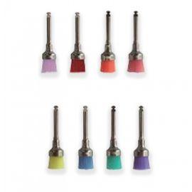 Perii detartraj nylon colorate set 20bucati Dr Mayer