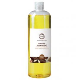 Ulei anticelulitic pentru fermitate, hidratare si relaxare cu ciocolata si cocos (plante) Yamuna 1 L