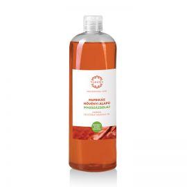 Ulei de masaj Anticelulitic cu Paprika Yamuna 1 L