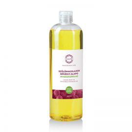 Ulei pentru fermitate, hidratare si relaxare cu extract de samburi de struguri (plante) Yamuna 1 L