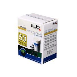 Teste glicemie SHL-GS50 HEALTHYLINE