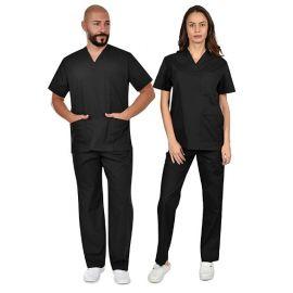 Uniforma medic Negru - Cesare