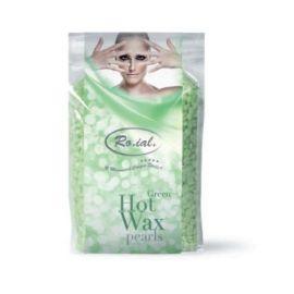 Ceara perle fierbinte 800g extra elastica Verde - ROIAL