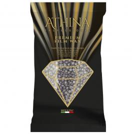 Ceara FILM granule elastica pentru Barbati 1kg Argintie - ATHINA PREMIUM