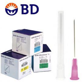 Ace seringa BD Microlance 18 G