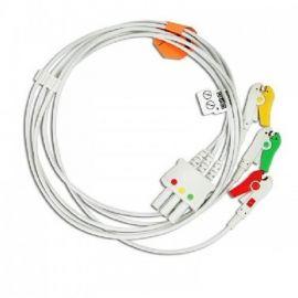 Cablu EKG cu 3 fire Mindray - compatibil EDAN