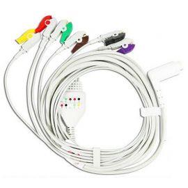 Cablu EKG cu 6 fire pentru defibrilator Corpuls 3