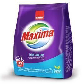 Detergent rufe pudra Sano Maxima Bio Color