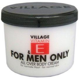 Crema de corp Vitamina E For Men Only 500 ml