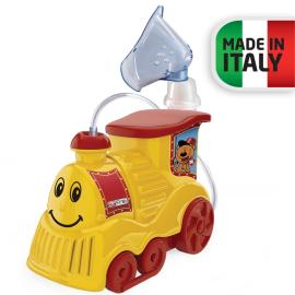 Aparat de aerosoli pentru copii Dr. Frei Turbo Train
