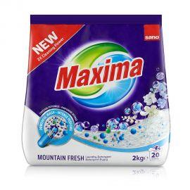 Detergent pudra Sano Maxima Mountain Fresh 2kg