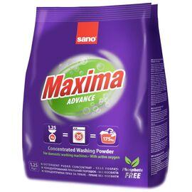 Detergent rufe concentrat Sano Maxima Advance 1.25 Kg- 35 spalari