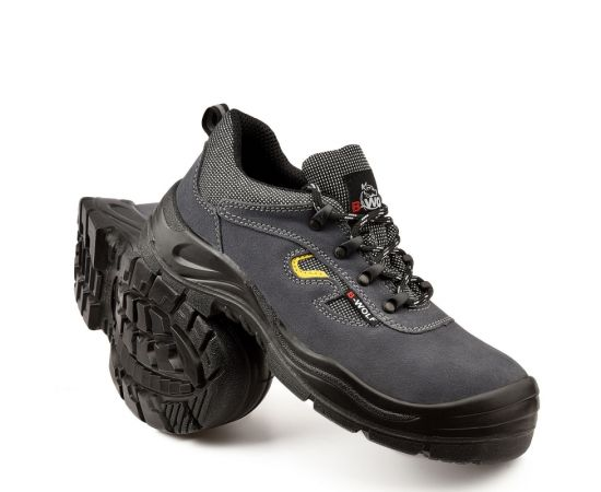 Pantofi Protecție cu Bombeu Metalic - DYLAN S1P