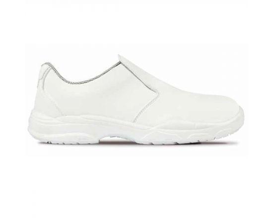 Pantofi protectie microfibra cu bombeu